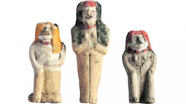 Símbolos prehispánicos del poder femenino