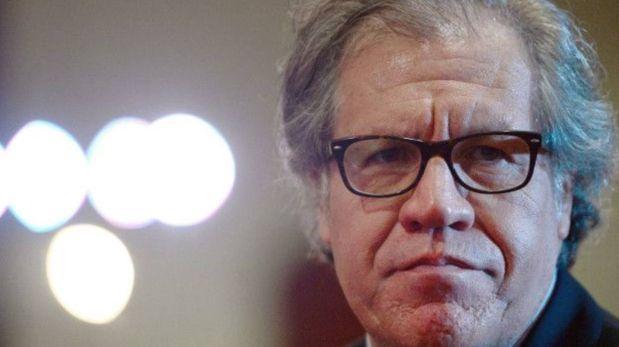 Resultado de imagen para remover a Almagro como Secretario General de la OEA