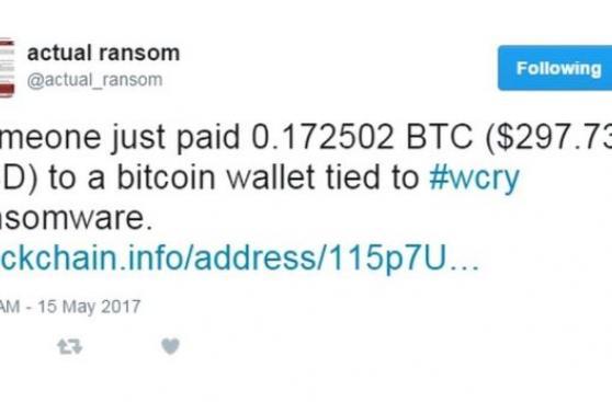 ¿Debo pagar a chantajistas si mi PC es infectada con WannaCry?