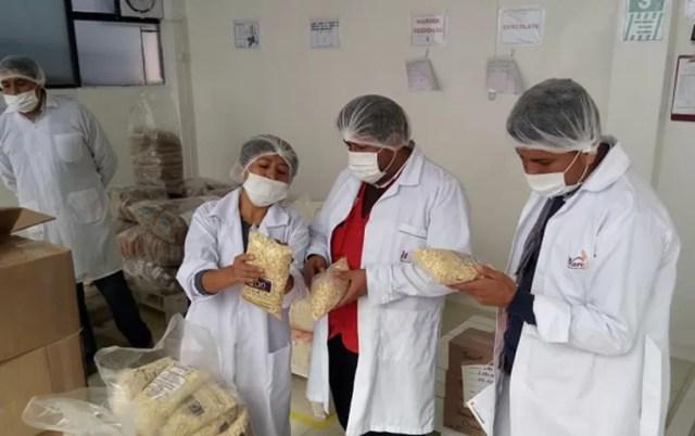 Qali Warma inicia supervisión de almacenes y colegios a nivel ...