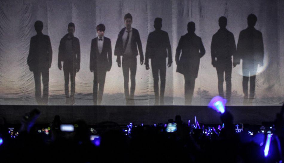 , Música, Conciertos en Lima, Super Junior