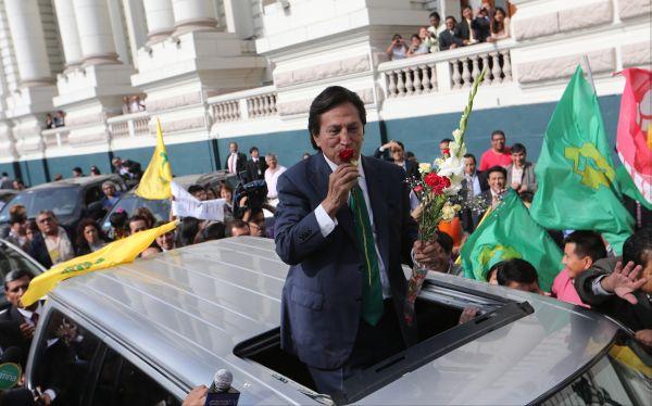 Congreso de Costa Rica rechazó moción que involucra a Alejandro Toledo