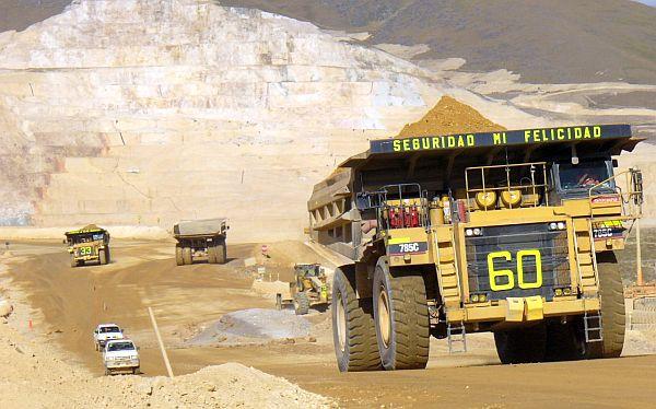 Cuatro compañías mineras realizarán oferta conjunta por Las Bambas