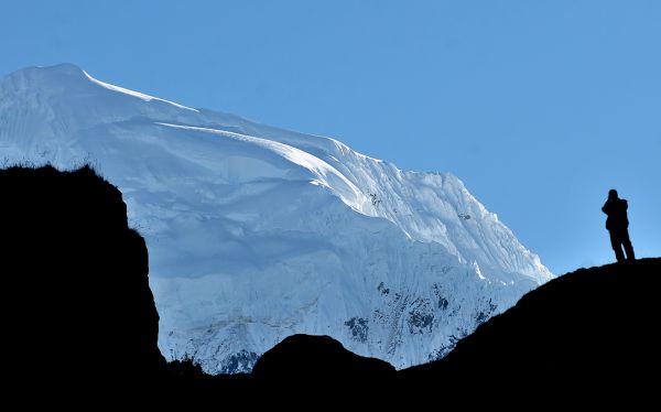 Salkantay: la lenta agonía de un nevado salvaje