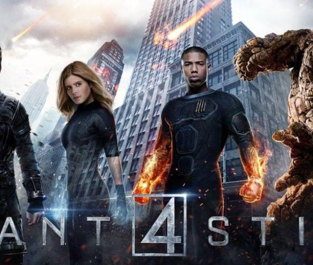 Fantastic Four Nueva Pelicula Seria Sobre Los Hijos De Sue Y Reed Richards