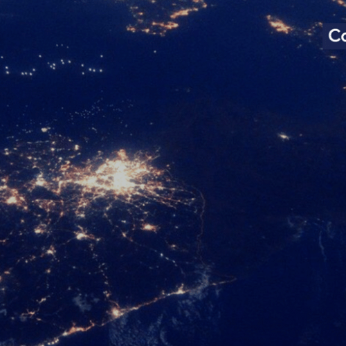 Hope for new light on Korea – from Space