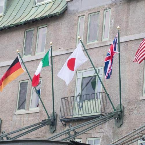 G7 finance ministers isolate the US