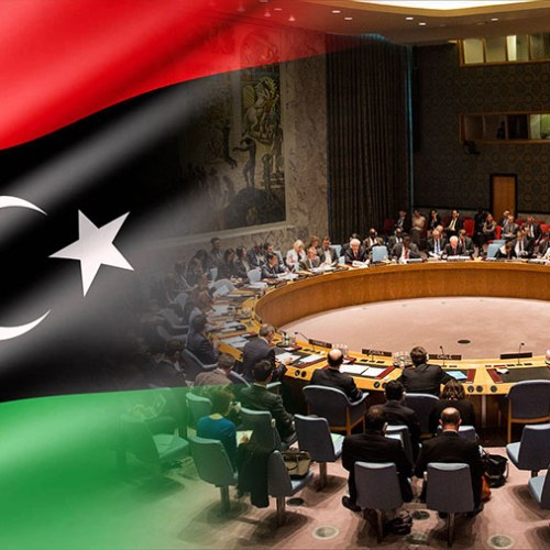 UN Security Council imposes sanctions on six leaders of human trafficking in Libya