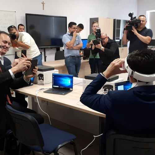 Microsoft launches 21st Century Classroom Project in Malta