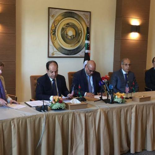 Agreement on an economic reform plan for Libya reached