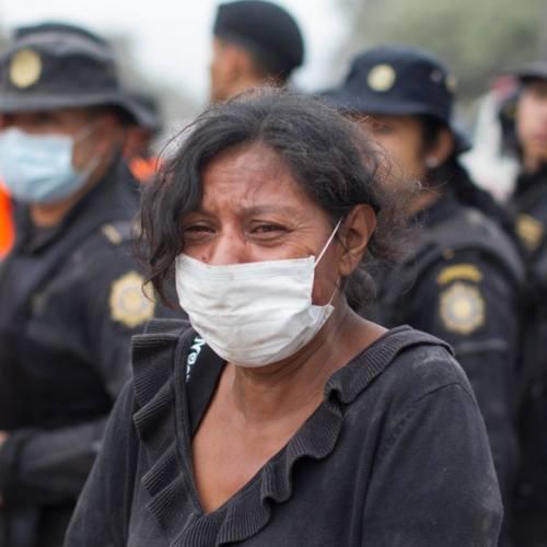 FUEGO: Death toll reaches 99