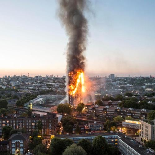 Grenfell Tower victims were told to stay put by the fire service