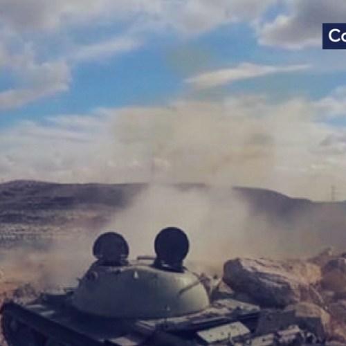 Fighting intensifies as a Haftar closes in on besieged Derna