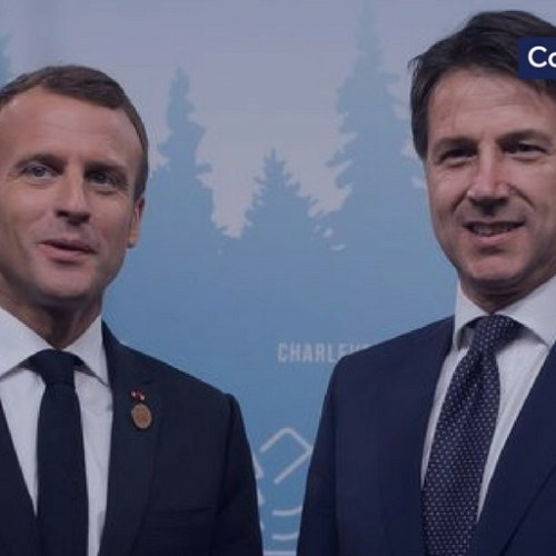 Italy and France declare it is possible to agree several issues