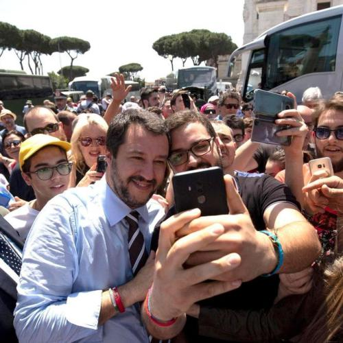 Salvini pledges to press EU for asylum law reform