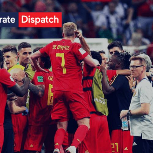 World Cup – Belgium v Brazil