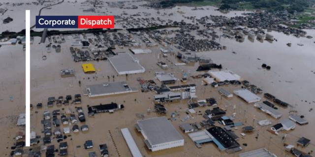 Japan Floods 2