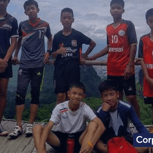 Video : Thai children in cave speak about their experience and wait as rescuers try to race against time to rescue them