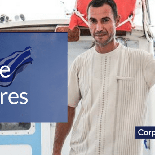 Egyptian fisherman says how he saved 23 Greeks and 4 dogs from fires in Mati