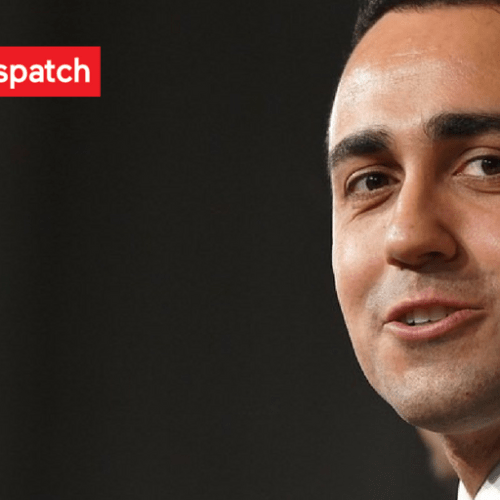 Di Maio says Italy has no risk of speculators' attacks