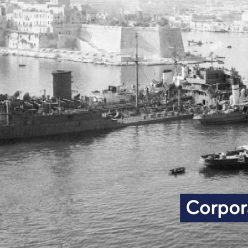 On this day in 1942, Operation Pedestal saves Malta