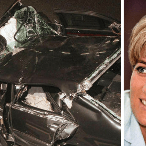 Today, 21 years ago, the day Princess Diana died