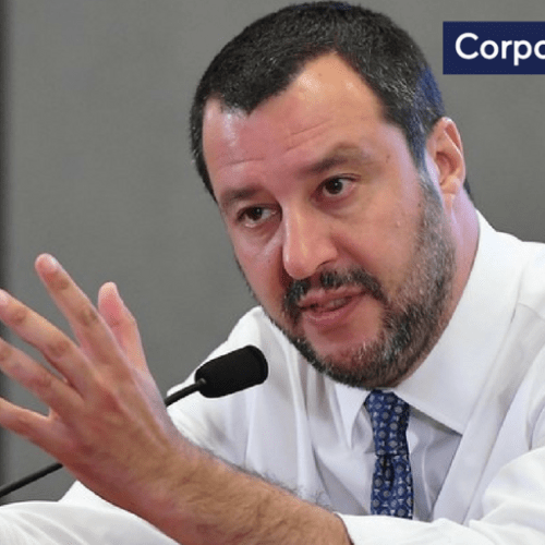 Salvini orders change of 'parent 1 and parent 2' to 'mother' – 'father'