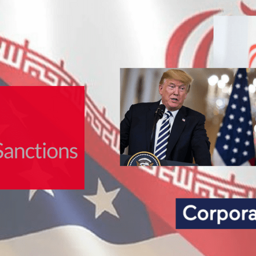 Trump warned countries doing business with Iran will not be doing business with the USA (Latest updates on the US Iran sanctions)