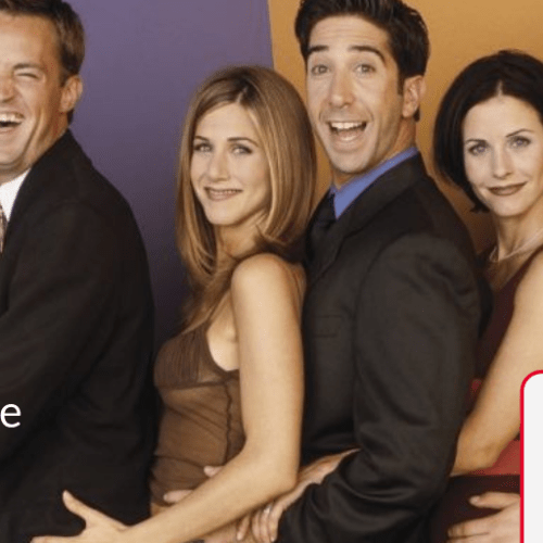 On this day in 1994, sitcom Friends debuts  in U.S.