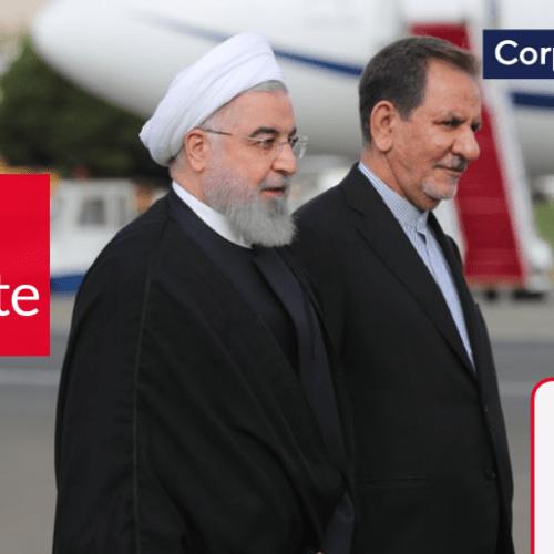 Iran reacts to Saturday's attack