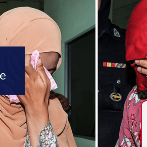 Two Malaysian women caned in public for pursuing a sexual relationship