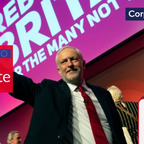 Corbyn addresses Labour Conference with important key note speech