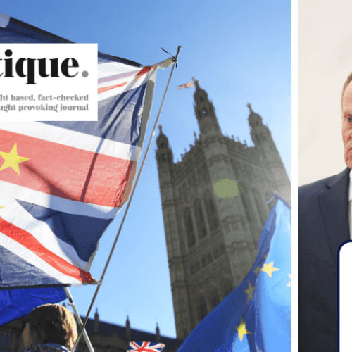 Let's not give up (on Brexit) – Donald Tusk