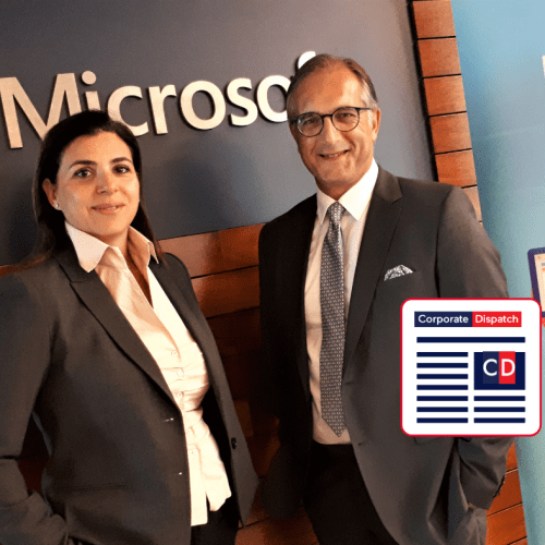 Microsoft and BMIT Reach New Strategic Partnership  To Further Support Local Business