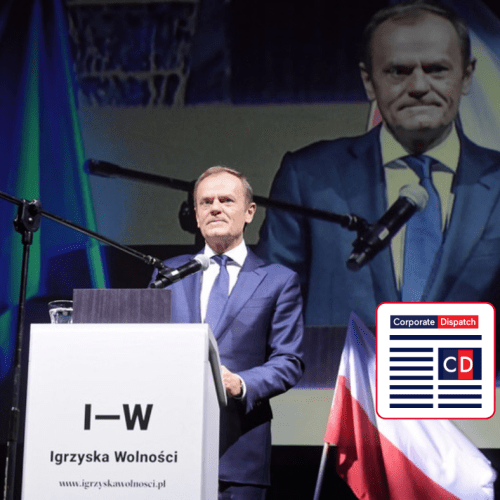 Donald Tusk invites Polish to rise and defeat today's Bolsheviks like Pitudski and Walesa did in the past