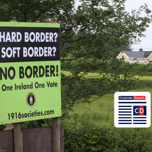 Ireland tells UK government to stand by commitments to avoid hard border between N.Ireland and Irish Republic