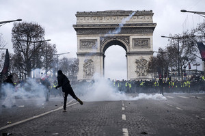Rise in anti-Semitism in France linked to 'Yellow-Vests'