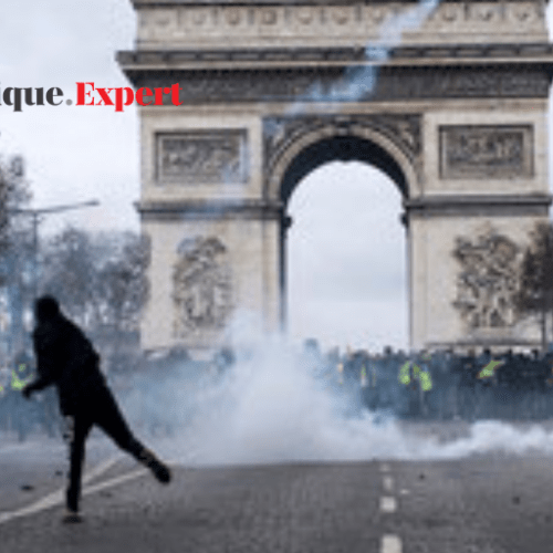 Criticism after Yellow Vest leader arrested by French police