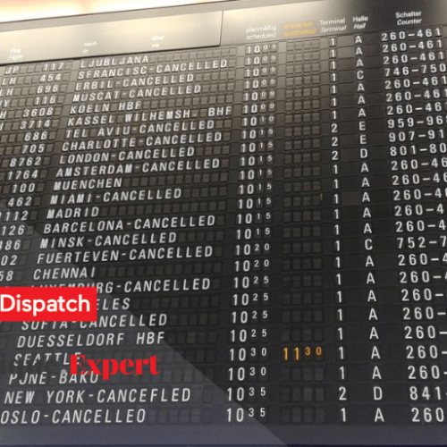 Over 220,000 passengers affected by strike in Germany's biggest airports