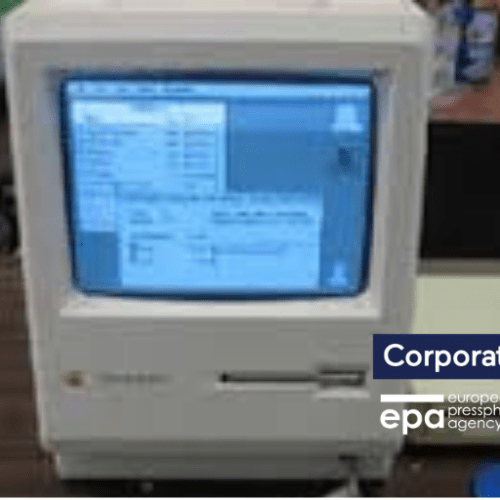 The Apple Macintosh was first advertised 35 years ago
