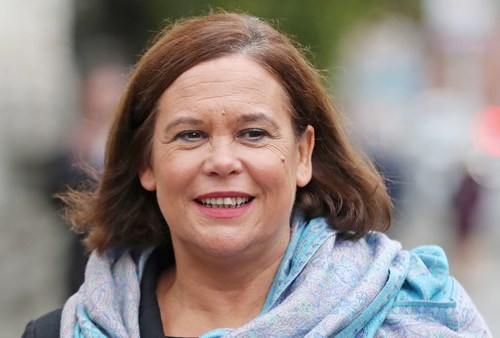 Sinn Féin leader has said that the unionist community needs to be a part of planning for a united Ireland