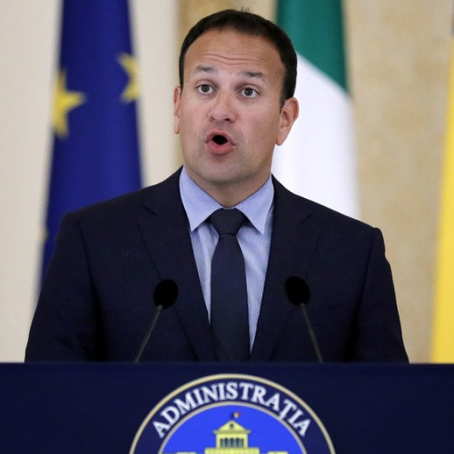 Brexit without backstop is as damaging as no-deal Brexit – Varadkar