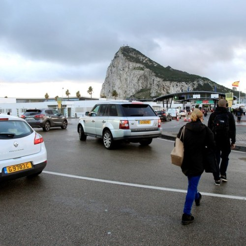 British government express anger over EU's offer to support Spain's territorial claim on land where Gibraltar airport is built