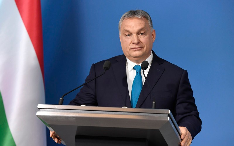 Hungary PM Orban says EU Commission immigration plan 'no breakthrough'