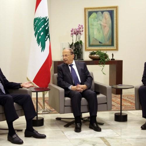 Lebanon announces new national government