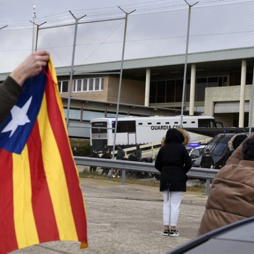 Spain braces for trial unlike any other as 12 separatist Catalan leaders face charges of rebellion and misuse of public funds