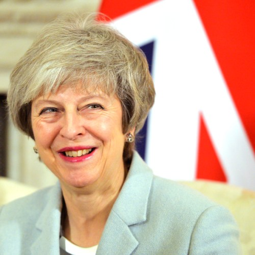 May tells MPs to hold their nerve to force EU renegotiate Brexit deal critical element