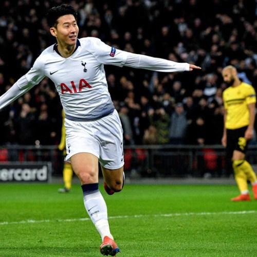 Real Madrid and Tottenham Hotspurs win Champions League Quarter Final matches