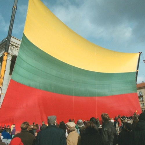 8 judges, among 26 arrested in corruption crackdown in Lithuania