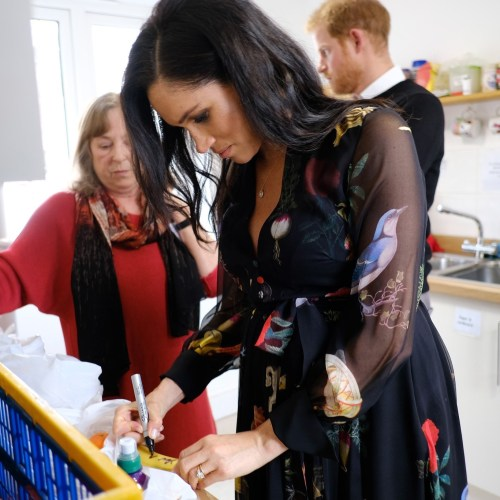 You are loved – Duchess of Sussex message of empowerment to sex workers